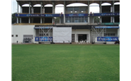 Greenery at IPCL Sports Complex, Baroda after GLS Products' successful application